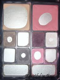 dior travel studio makeup palette review