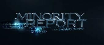 report essay minority report essay