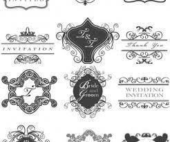wedding invitation frames vector vector graphics blog Wedding Invitations With Graphics wedding invitation frames vector Wedding Background Graphics