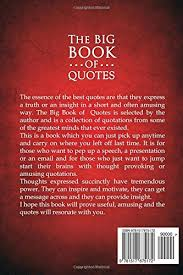 Big Book Quotes