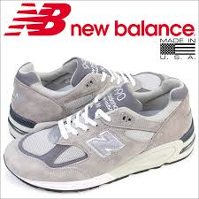 new balance 990 mens. new balance 990 men\u0027s sneakers m990gr2 d wise shoes gray made in usa [ mens n