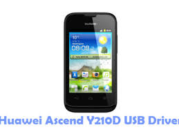 Download Huawei Ascend Y210D USB Driver ...