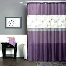 purple bathroom curtain set rugs shower sets window curtains beautiful 1 bath rug