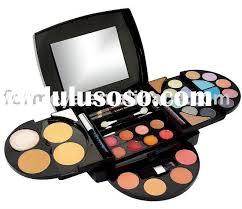 ping low full set of professional makeup kit palette eyeshadow palette