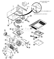 parts for 655 broan heating and ventilations image image