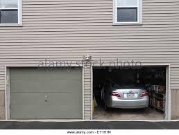 open garage doorGarage Door Open Stock Photos  Garage Door Open Stock Images  Alamy