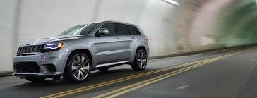 2018 Jeep Grand Cherokee - Performance Luxury SUV
