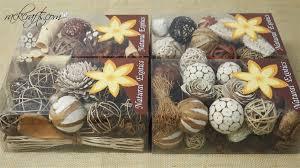 Orb Decorative Ball Decorative Natural Twig Rattan Balls Orbs Dried Leaf Flowers Grass 94