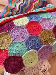 Hexagon Crochet Pattern Classy Solid Hexagon Crochet Pattern Claire Jackson Crochet