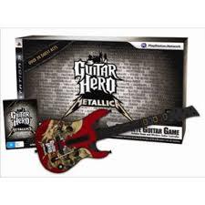Guitar Hero Metallica With Guitar Controller Bundle