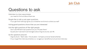 Good Questions To Ask Interview Interview Basics 31 October Ppt Video Online Download
