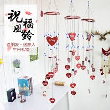 room door decorations for girls. Creative Japanese-style Solid Wood Wind Chimes Girls Bedroom Hanging Door Decorated Children\u0027s Birthday Gift Room Decorations For
