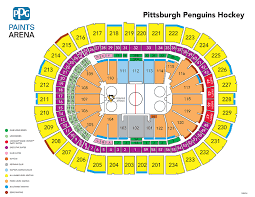 St Louis Blues Stadium Seating Chart Prototypical Pens Arena Seating Chart Learn The Truth About