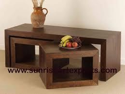 SUNRISE INTERNATIONAL Mango Wood Furniture Dakota Range