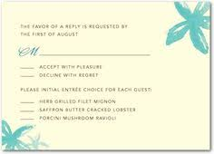 Response Cards For Weddings 18 Best Rsvp Wording Images Wedding Stationery Ticket Invitation