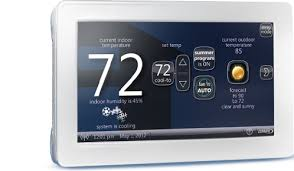 lennox icomfort wifi thermostat. the new icomfort wi-fi not only allows homeowners to save money on utility bills through its remote control access and one-touch \u201caway\u201d mode, but it is also lennox wifi thermostat m