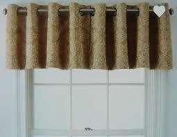 jcpenney valances striped valances waverly kitchen curtains