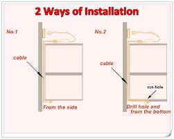under counter lighting installation. Installation For Led Cabinet Light(1). Main Applications: Under Lighting Counter