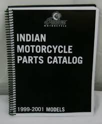 99 01 indian motorcycle parts catalog
