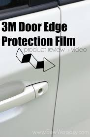 3m door edge protection film video from sewwoodsy