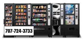 Vending Machine Servicer Simple Full Service Vending