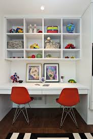 kids built in desk kids contemporary with built in desk wood floor built in desk