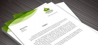 How To Letter Head Business Letterheads Creating A Letterhead For Your Brand
