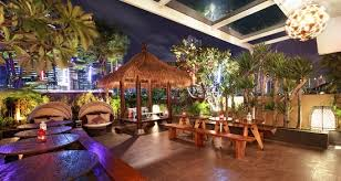 Small Picture Sky Garden Cafe with outdoor gazebo view Picture of Sky Garden