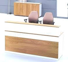 used reception desk salon hair salon recept hair