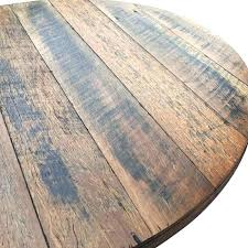 60 inch round wood table inch round wood table wonderful rustic recycled round wood table top
