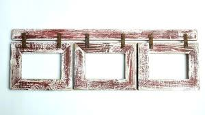 rustic picture frames collages. Plain Rustic 3 Picture Frame Collage Rustic Home Decor  Multi Opening   And Rustic Picture Frames Collages