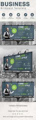 Design A Billboard Online Free Billboard Graphics Designs Templates From Graphicriver