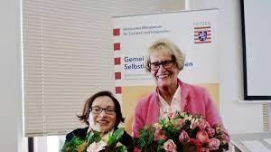 Der Einsatz für Behinderte in Hessen wird hauptamtlich