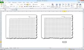 How To Make Graphing Paper In Word Make Graph Paper In Excel Youtube