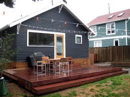 Backyard Deck Images