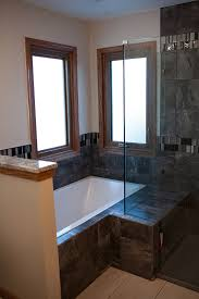 bathroom remodeling wichita ks. Wonderful Wichita Bathroom Remodel In Wichita KS Soaker Tub And Walk Shower Inside Remodeling Ks N