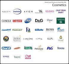 cosmetic brands