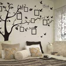 image of vinyl wall decals family tree