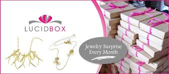 lucid box review jewelry subscription box