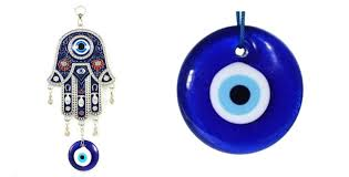 in fact if you google images for evil eye most hits are on the symbol of the blue eye this however is not an evil eye it is on the contrary