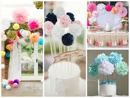 Pom Pom Decorations Whats New In Wedding Decoration Ideas Pom Poms Blog