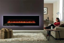 glass bead electric fireplace insert radiance fires black with crushed beads lb
