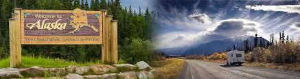 Alaska Highway Driving Map And Description Of Alcan Highway