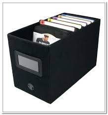Media Storage Boxes Decorative Media Storage Boxes Decorative Media Storage Box With Dividers 2