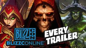 Every Blizzcon 2021 Trailer - YouTube