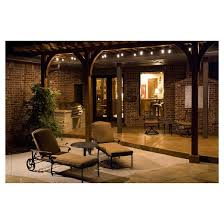 cafe lighting furniture. 18u0027 caf lights 9 acrylic bulbs enbrighten cafe lighting furniture