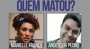 Resultado de imagem para Marielle Franco protestos no Rio de Janeiro celular de marador