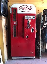 In Working Order As A Vending Machine Awesome VINTAGE VENDO COCA Cola Vending Machine Working Condition 48s