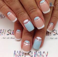 Nail Art #2956 - Best Nail Art Designs Gallery | White french ...