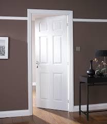 6 panel white interior doors. Bostonian 26BTN 6-Panel Woodgrain Moulded Internal Door: Amazon.co.uk: DIY \u0026 Tools 6 Panel White Interior Doors